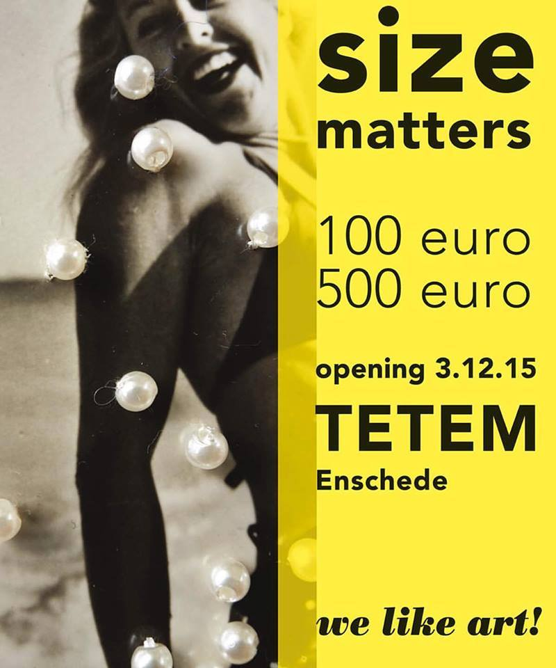 Size Matters We Like Art - Tetem