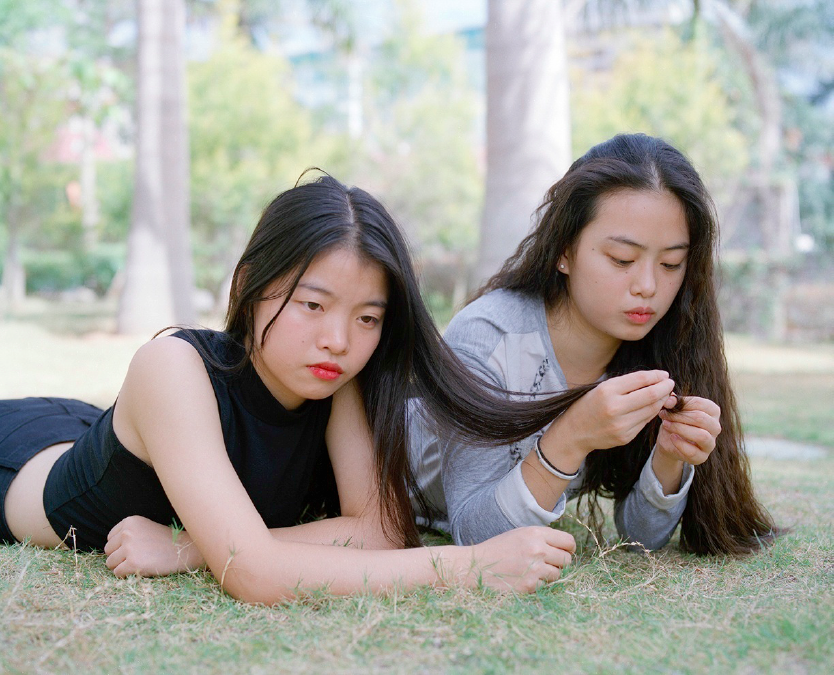 Yafang and Linli, Xiamen 2014